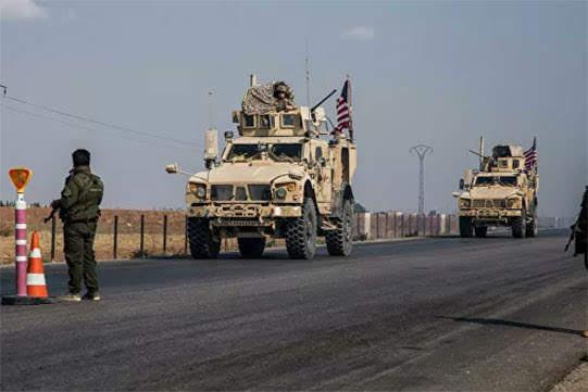 Estados Unidos regresa a seis bases en Siria