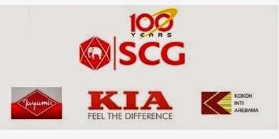 Lowongan Kerja PT. Semen Jawa SCG (Siam Cement Group) Terbaru
