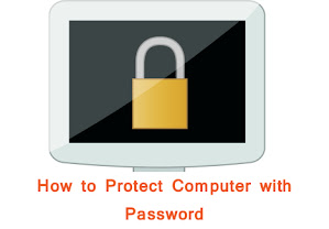 How to Protect Computer With Password
