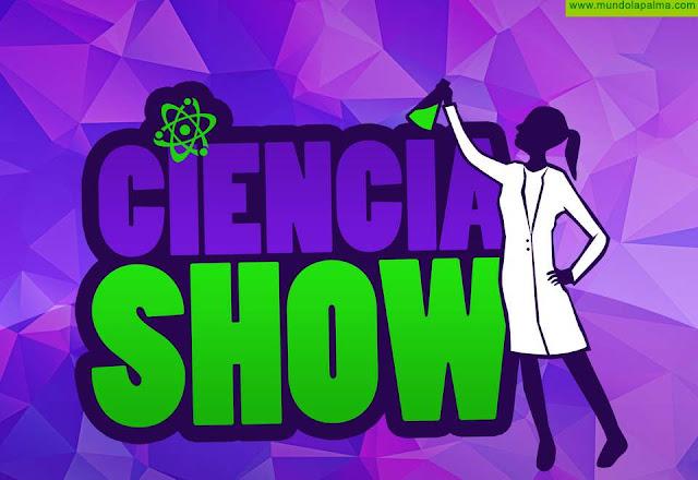 Ciencia Show Canarias en busca de talentos online