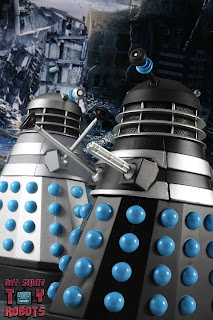 History of the Daleks Set #2 02