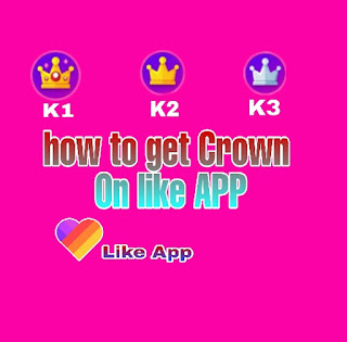 how to get fans on like app, how to get fan on like app,  how to get crown on like app