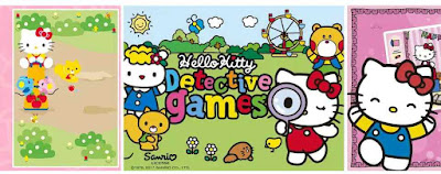 Game Hello Kitty Games