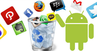 Hapus Aplikasi yang Tidak Terpakai
