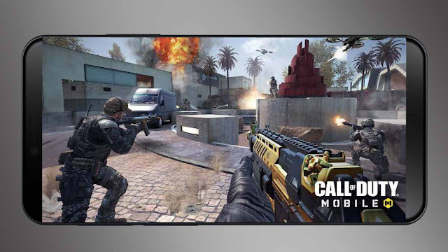 HP Gaming Murah Untuk Main Call Of Duty Mobile