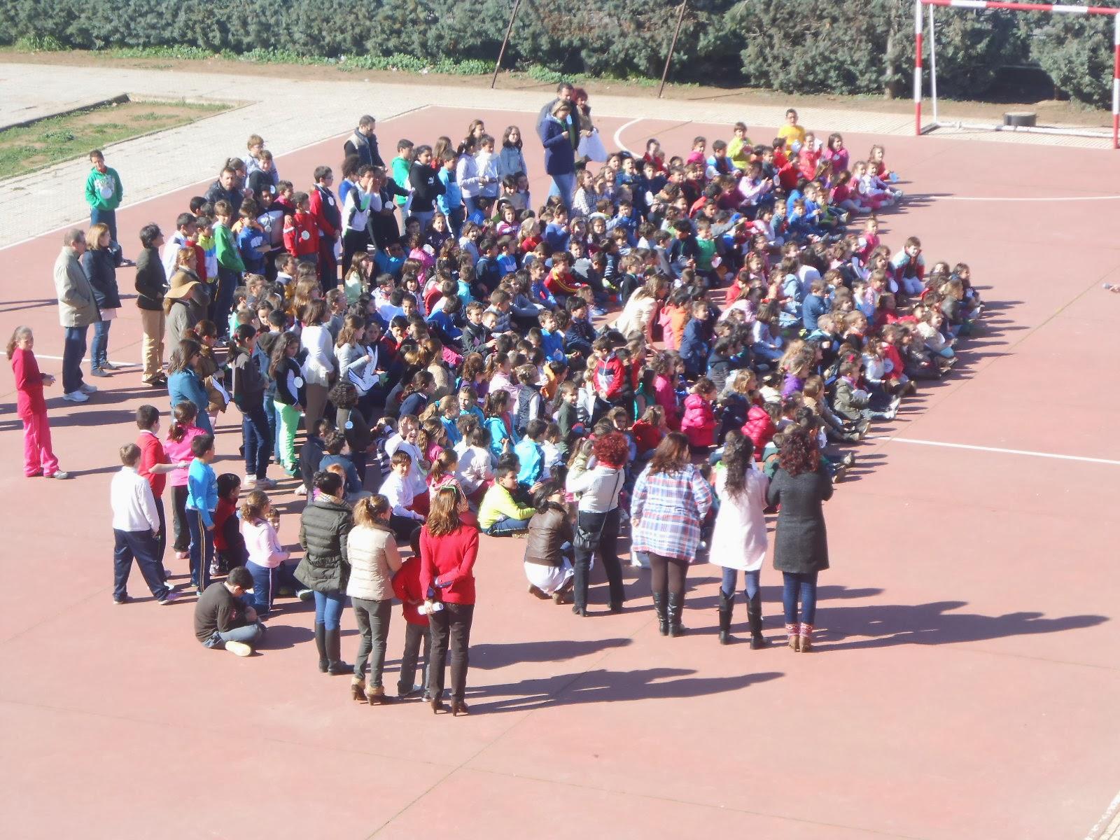 Macaco DÍa De La Paz: EDUCACIÓN INFANTIL CEIP PADRE MANJON: CELEBRAMOS EL DÍA