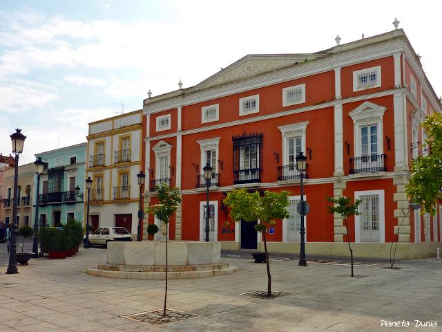 Casa Palacio Conde de la Corte de la Berrona