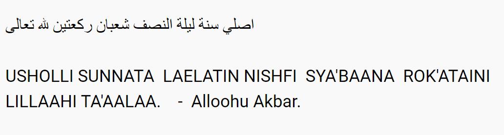 Keutamaan Malam Nisfu Syaban dan Amalannya