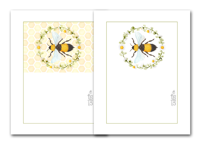 Bumble Bee Cards