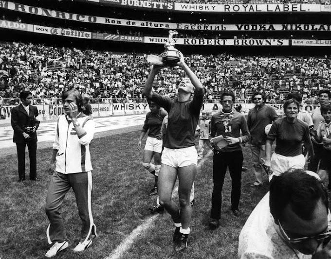 Cinq anecdotes incroyables sur la «Coupe du monde» féminine de 1971! (par Thibault Rabeux).
