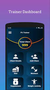Personal Trainer: Online Fitness Coach Fit Trainer