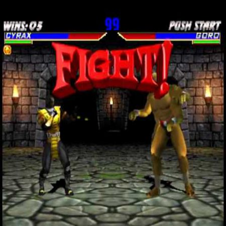 Download Mortal Kombat Gold Highly Compressed Game For PC