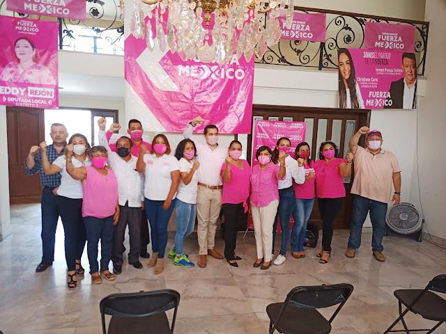 """Ernesto Sonda reafirma su compromiso con las mujeres: se une a la propuesta """"Casas Rosas"""""""