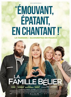 La Famille Bélier affiche