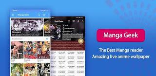Manga Geek aplikasi baca komik