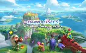 Dawn Of Isles