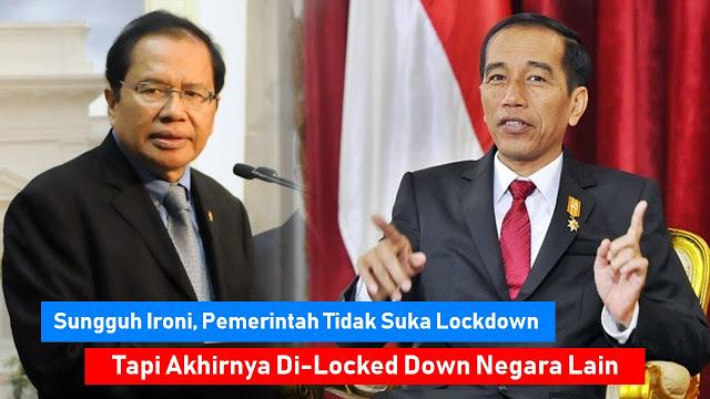 Sebanyak 59 negara menutup pintu untuk warga Indonesia