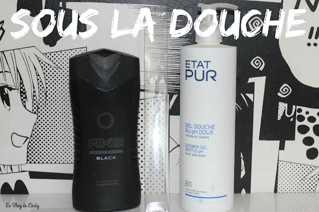 PRODUITS DE DOUCHE