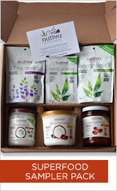 Nutiva Superfood Sampler Pack