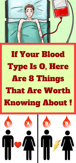 If You're a Blood Type O, You Simply MUST Read This!