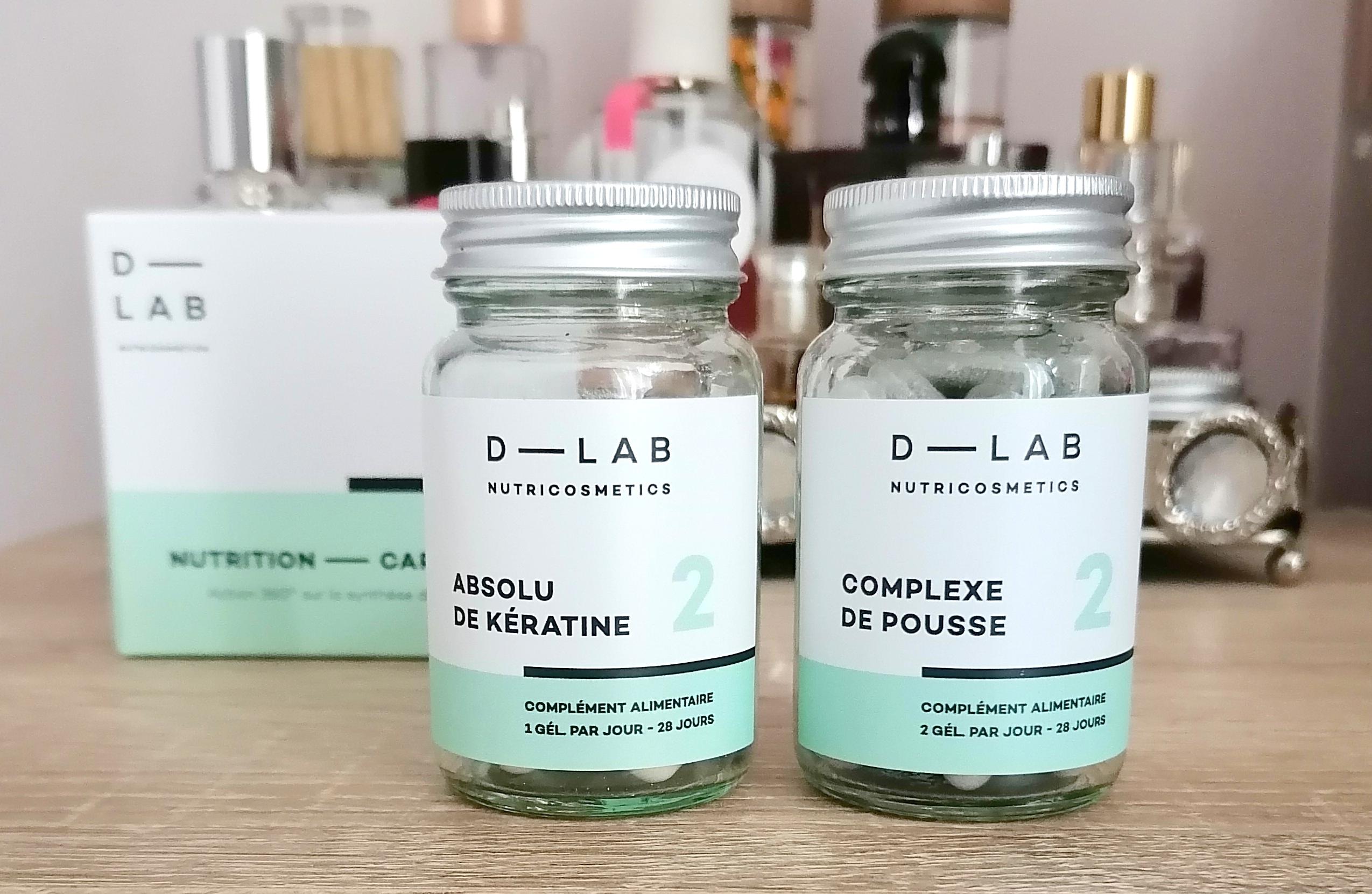 D-Lab Nutrition Capillaire