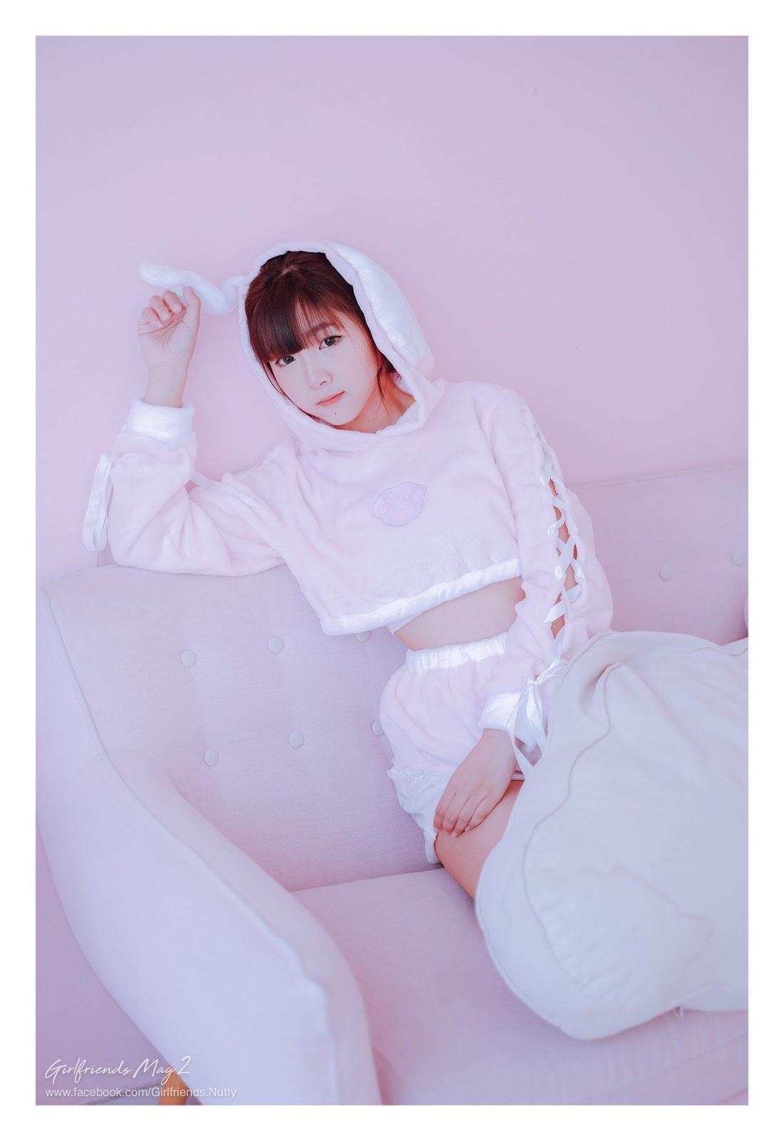 Image Thailand Model - Pakkhagee Arkornpattanakul - Pink Bunny - TruePic.net - Picture-1