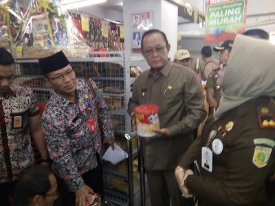 Wawalikota Suyitno Sidak Pasar, Pastikan Stok Aman Tak Ada Lonjakan Harga