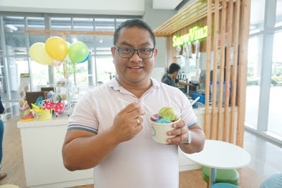 dessert places in Cebu, SnowVinz, Sno-Ball, Snoball, dessert, ice cream sundae,
