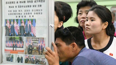 War games: North Korean state media highlights U.S concession