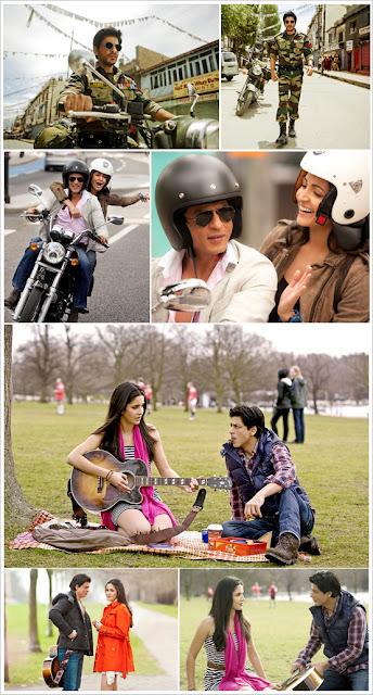 The Ultimate Movie Database: Shahrukh Khan & Katrina Kaif ...