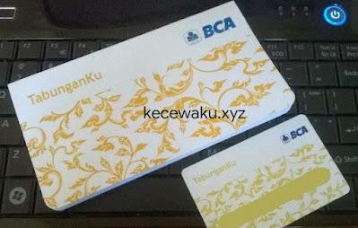 Kartu ATM BCA TabunganKu