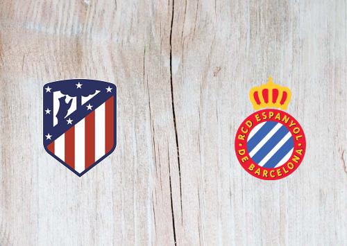Atletico Madrid vs Espanyol -Highlights 10 November 2019