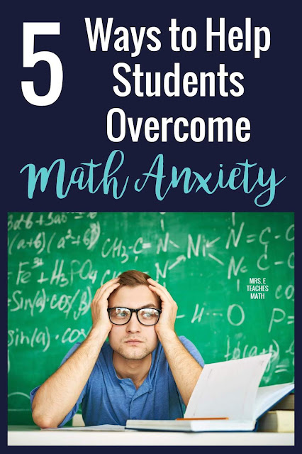 These tips will help your kids overcome their math anxiety. Overcoming math anxiety can be done!
