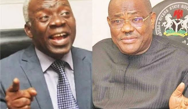 Gov. Wike A Colossal Embarrassment To Body Of Benchers – Falana Blows Hot!