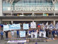 Bobotoh Makassar Sambut Kedatangan Persib Bandung
