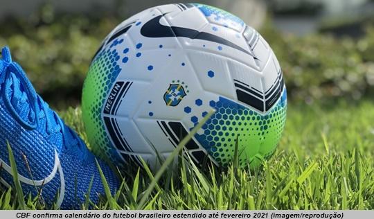 www.seuguara.com.br/CBF/calendário do futebol 2020/