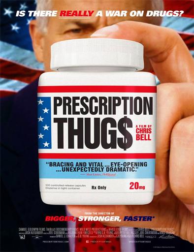 Ver Prescription Thugs (2015) Online