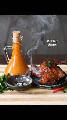 How to make Peri Peri Sauce at home