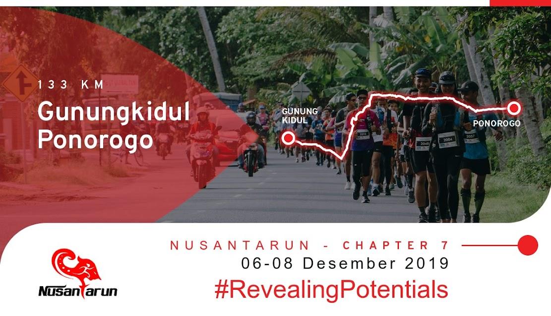 NusantaRun - Chapter 7 • 2019