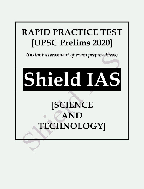 Rapid Pratice Test Science and Technology 2020 : For UPSC Exam PDF Book