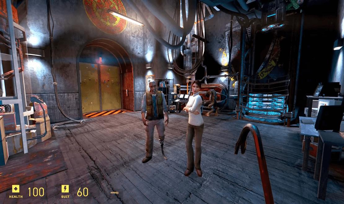 تحميل لعبة Half Life 2 مضغوطة من ميديا فاير للكمبيوتر