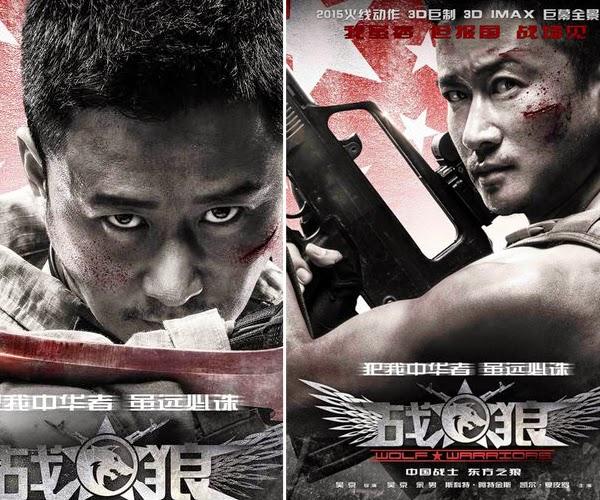 Phim Đặc Chủng Binh Chi Chiến Lang Full HD
