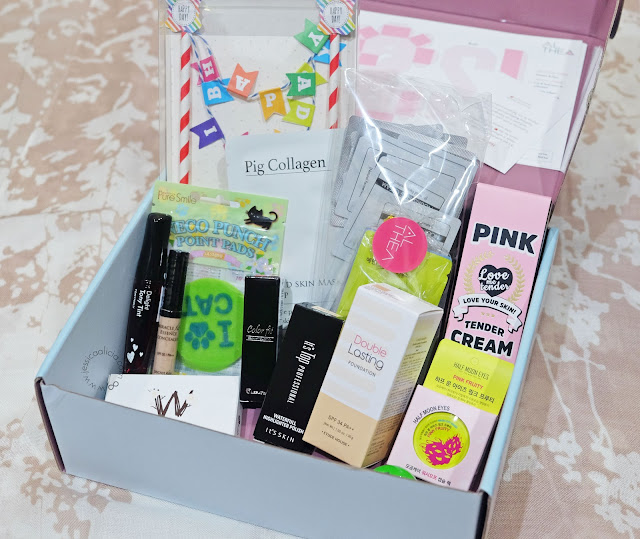 Althea Turns 2! Birthday Box Unboxing by Jessica Alicia