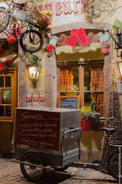 Colmar Navidad Alsacia viajar