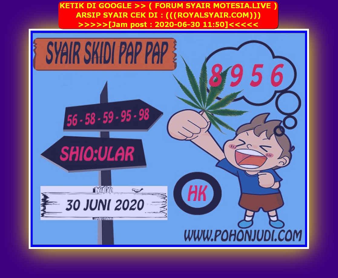 Kode syair Hongkong Selasa 30 Juni 2020 257