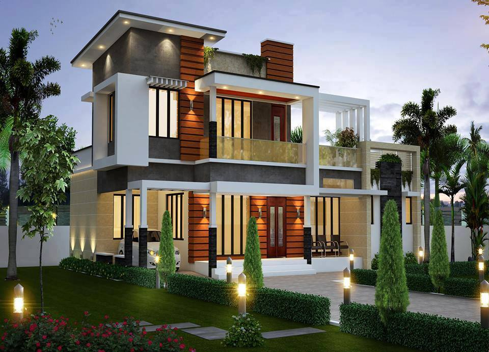 The best architectural home designs bahay ofw for Home architecture