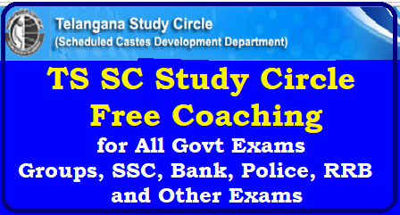 TS SC Study Circle Free Coaching for All Govt Exams Telangana SC Study Circle Free Coaching2018/05/ts-sc-study-circle-free-coaching-for-all-government-exams-apply-online-studycircle.cgg.gov.in.html