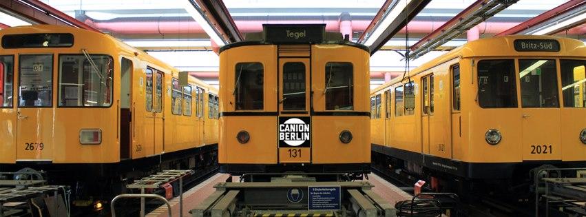 Canion Berlin - the yard brand
