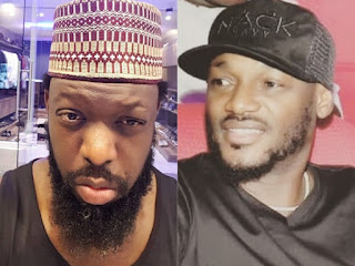 Timaya Celebrates 2face On His Birthday