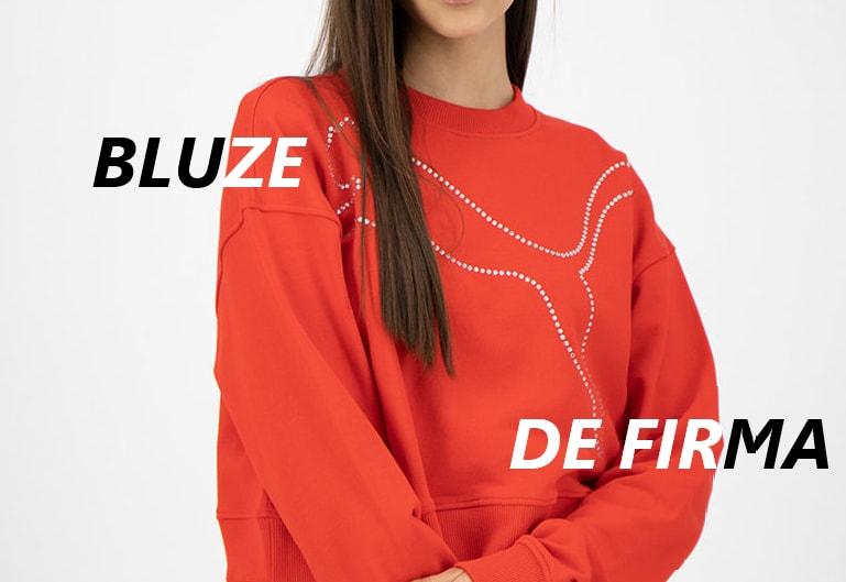 Bluze de dama casual sport ieftine si de firma originale